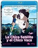 La chica satélite y el chico vaca [Blu-ray]