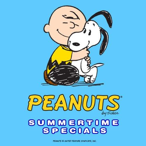 amazoncom peanuts summertime specials lee mendelson