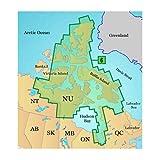 Garmin TOPO! Nunavut Canada Map microSD Card