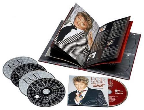 Rod Stewart - The Great American Songbook Collection (4cd/dvd) - Zortam Music