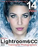 img - for Adobe Lightroom 6 / CC Video Book: Training for Photographers book / textbook / text book