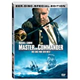 "Master & Commander (Special Edition, 2 DVDs)von ""Russell Crowe"""