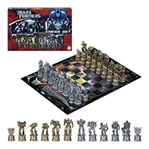 Transformers Chess Set Toys Games