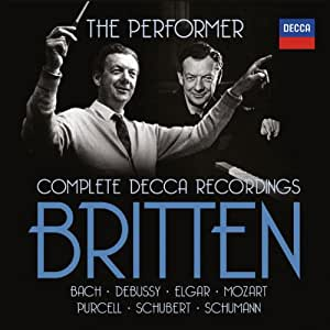 Britten - The Performer (Limited Edition)