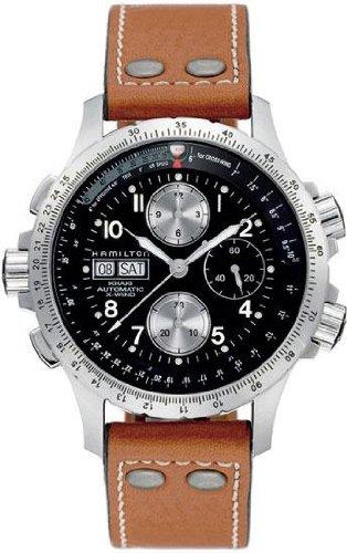 Hamilton Men's H77616533 Khaki X Chronograph