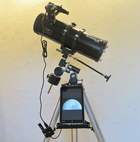 4 5 Inch Reflector Astrophotography Bundle - 120x1000 - Import It All