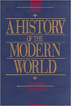 R.r. palmer a history of the modern world