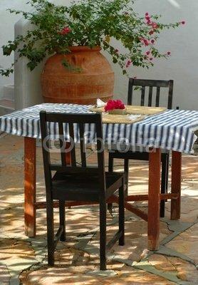 Wallmonkeys Peel and Stick Wall Decals - Breakfast Table - 18