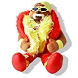 WWE Hulk Hogan Plush 16 Inch Teddy Bear