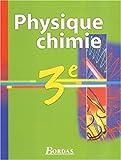 echange, troc  - Physique-chimie, 3e