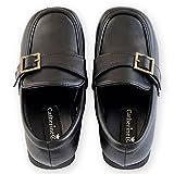 (キャサリンコテージ) Catherine Cottage 子供フォーマル靴 フォーマルスリッポン 20cm ブラック(黒)