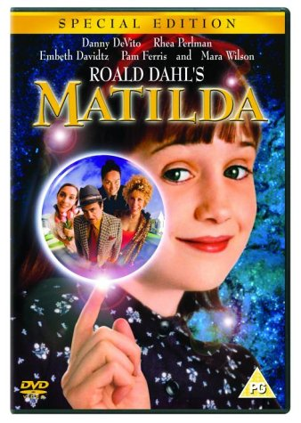 Matilda [DVD] [Import]