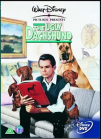 The Ugly Dachshund [DVD] [1966]