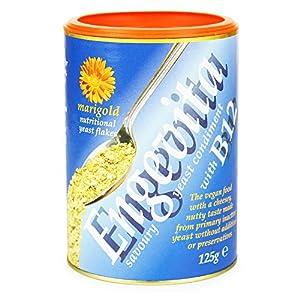 Marigold Engevita Yeast Flakes & B12 125g