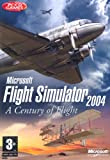 Microsoft Flight Simulator 2004: A Century of Flight (PC CD)