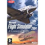 Microsoft Flight Simulator 2004: A Century of Flight (PC CD)by Microsoft