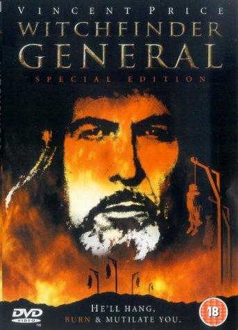Witchfinder General [DVD]