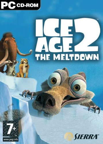 Ice Age 2: The Meltdown (PC CD)