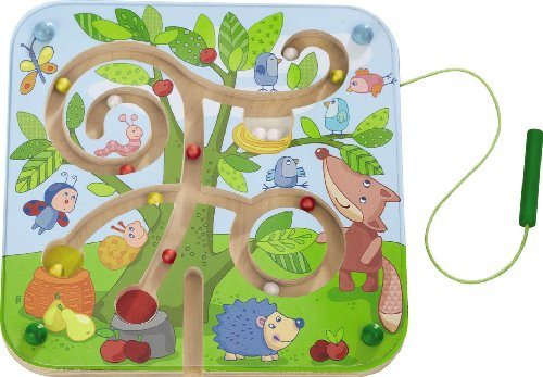 Haba 301477 Tree Maze Magnetic Game - 1