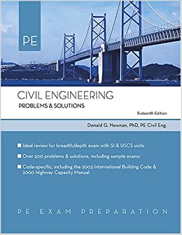 civil engineering problems and solutions pdf