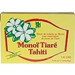 Soap Bar Gardenia (Tiare) Monoi Tiare...