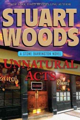 Unnatural Acts (Stone Barrington)