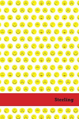 Etchbooks Sterling, Emoji, Graph