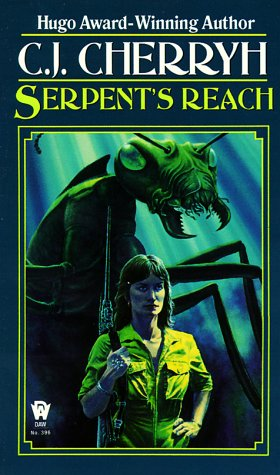 Image for Serpent's Reach (Alliance-Union Universe)