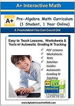 511RTiDrL7L._SY344_BO1,204,203,200_QL70_  Th Grade Pre Alge Math Book Online on