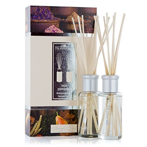 duo-reed-diffusers-harvest-fruits-and-moroccan-spice-100ml-by-ashleigh-burwood