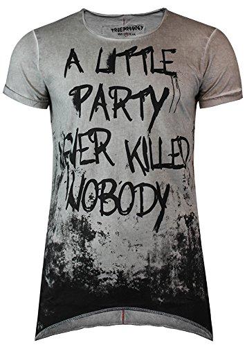trueprodigy Uomo T-shirt Photoprint