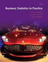 Business Statistics in Practice, 7th Edition