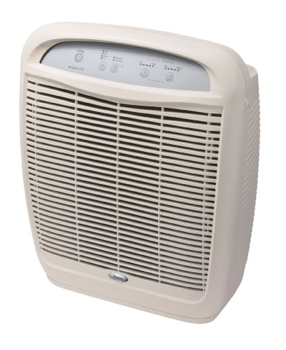 Whirlpool AP51030K Whispure Air Purifier, HEPA Air Cleaner