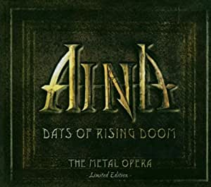 Aina - Days of Rising Doom - Amazon.com Music