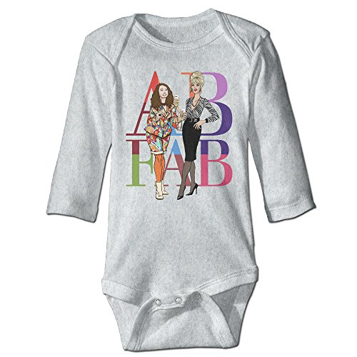 DETED AB Absolutely Fabulous Cute Infant Baby's Romper Jumpsuit Size24 Months Ash