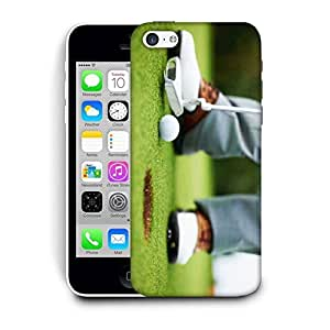 Snoogg Ball And Hole Printed Protective Phone Back Case Cover For Apple Iphone 6 / 6S