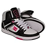 DC Shoes Stance Hi Boots (Black/White/Pink)
