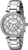 Invicta Women's 21386 Angel Analog Display Swiss Quartz Silver Watch