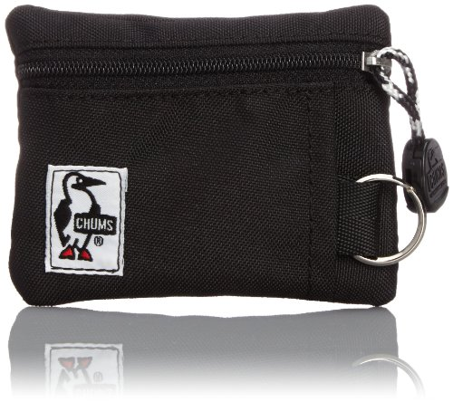 [チャムス] CHUMS Eco Key Coin Case CH60-0856 BK (Black)