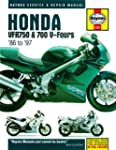 Honda VFR 750 VFR750F Repair Manual H...