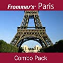 Frommer's Paris Combo Pack: Best of Paris & Montmartre Walking Tour Speech by Myka Del Barrio Narrated by Pauline Frommer