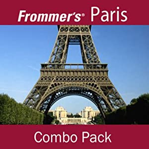 Frommer's Paris Combo Pack Speech