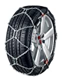 Thule 12mm XG12 Pro Deluxe SUV/Crossover Snow Chain, Size 240 (Sold in pairs)