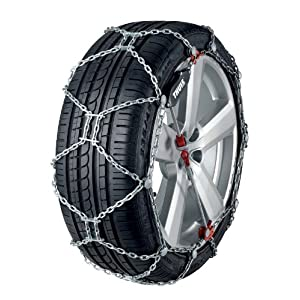 Thule 12mm XG12 Pro Deluxe SUV/Crossover Snow Chain, Size 245 (Sold in pairs)