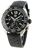 [タグ・ホイヤー]TAG Heuer 腕時計 フォーミュラ1 クロノグラフ 43MM メンズ ブラック CAZ1010.FT8024 [並行輸入品]