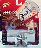 Legends of Star Trek Series 2 U.S.S. Enterprise NCC 1701 Battle Damage