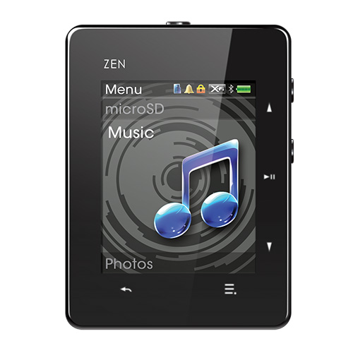 free develop creative zen x fi3 mp3 player 32gb electronics. Black Bedroom Furniture Sets. Home Design Ideas