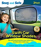 Car Sun Shade | 2 pack | #1 Car Window Shade 12 in. x 19 in - LIFETIME WARRANTY