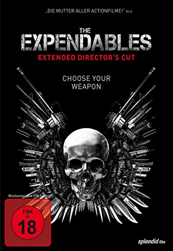 The Expendables [Director's Cut]