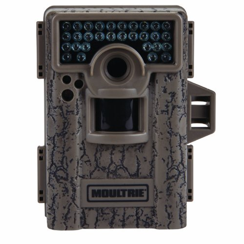 Lowest Price! Moultrie M-880 Low Glow Game Camera